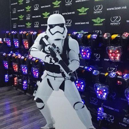 Laserhunt Fun Center Macedonia