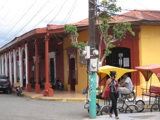 Rivas, Nicaragua: Goed restaurand