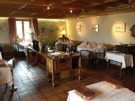 Coinsins, สวิตเซอร์แลนด์: Salle à manger