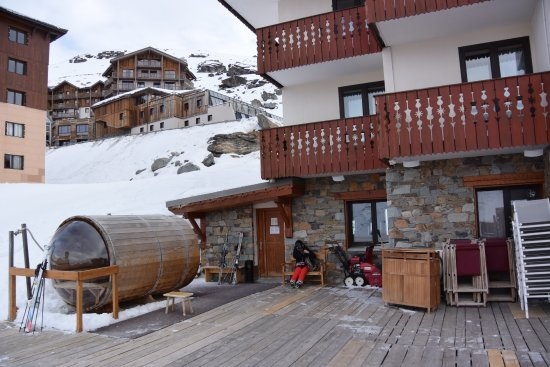 Hotel Le Sherpa Val Thorens Review