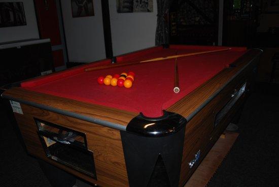 British Pool Table Picture Of Bee Hive Pub Puerto De La Cruz - British pool table