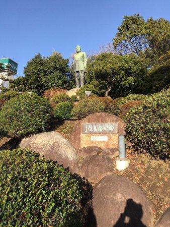 Saigo Takamori Statue: photo1.jpg