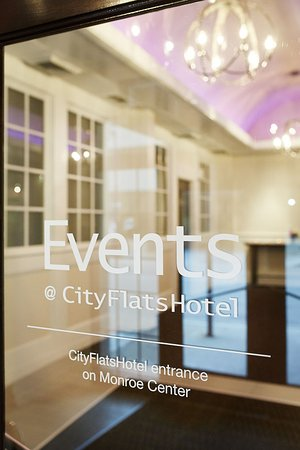 Events @ CityFlatsHotel