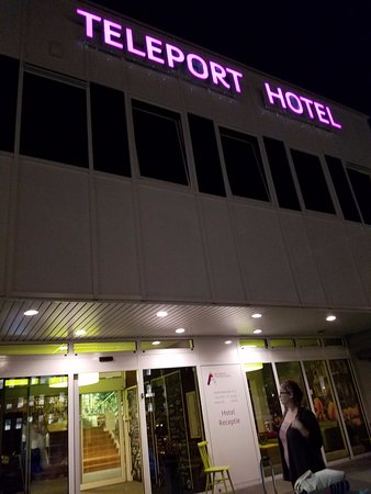 Teleport Hotel Amsterdam Bewertung