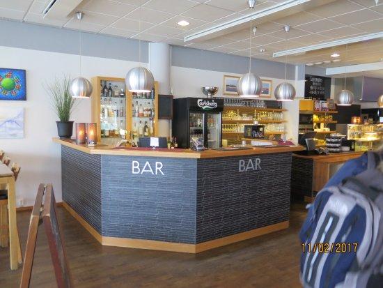 Boden, Sweden: Hotel bar