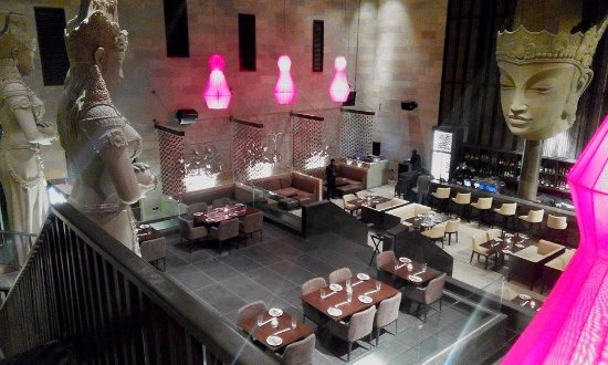 Shiro Restaurant Lagos Menu