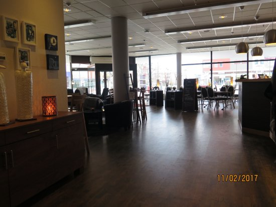Boden, Sweden: Restaurant