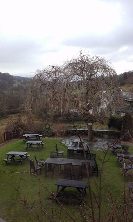 Troutbeck, UK: View from room 8