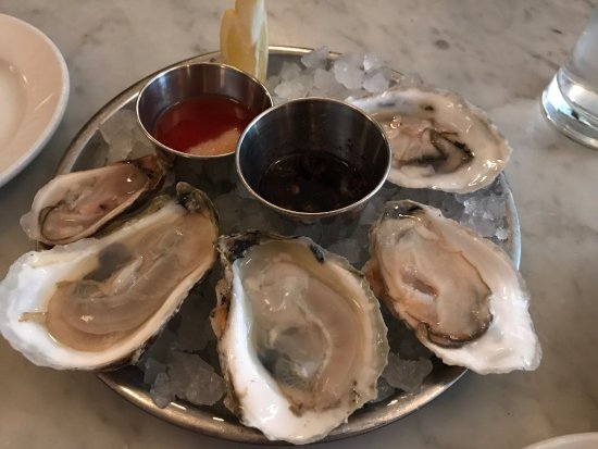 Neptune Oyster: Great seafood! Bear in mind that you have to wait some time to be seated because place is small.