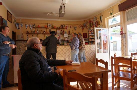 Alte, Portekiz: Interior