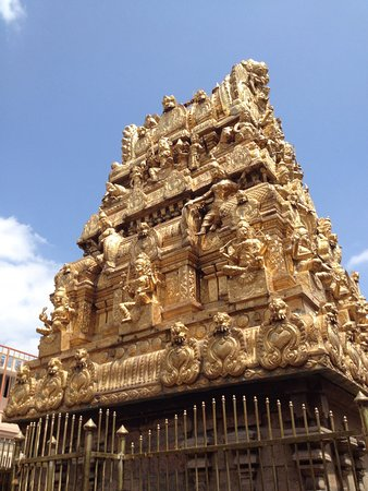 Bilde fra Samayapuram