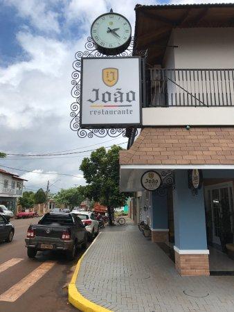 Marechal Candido Rondon, PR : Restaurante Do Joao
