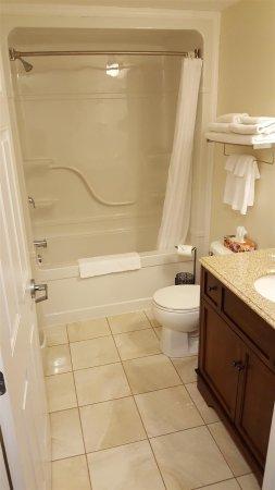 Montague, Canadá: Bathroom