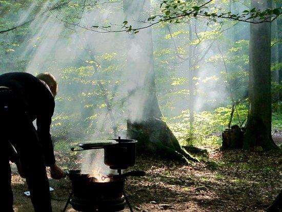 Hoor, Szwecja: Uteköket för matlagning