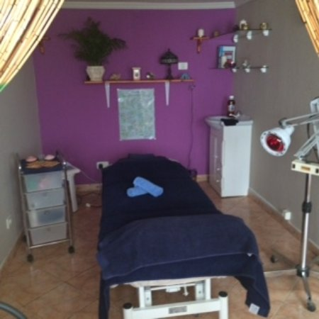 El Médano, Spanien: Treatment Room