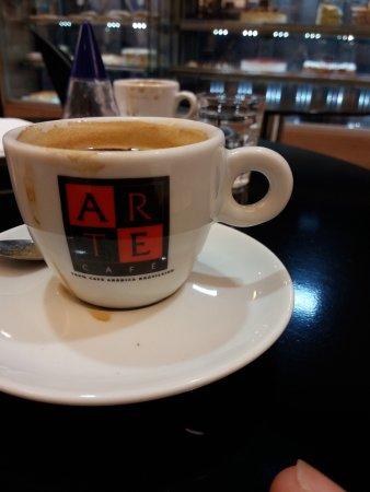Taguatinga, DF : café expresso