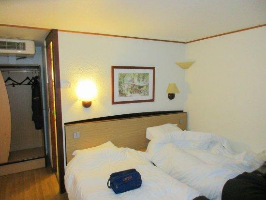 Dizy, France : camera da letto