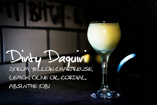 Marie Laveau: Dirty Daquiri