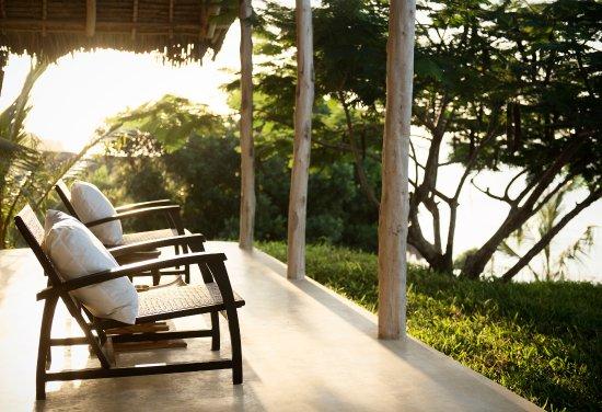 Balcony - Picture of Qambani Luxury Resort, Zanzibar Island - Tripadvisor