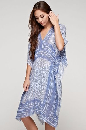 Stone Harbor, NJ: The perfect kaftan- wear it as a coverup or a tunic