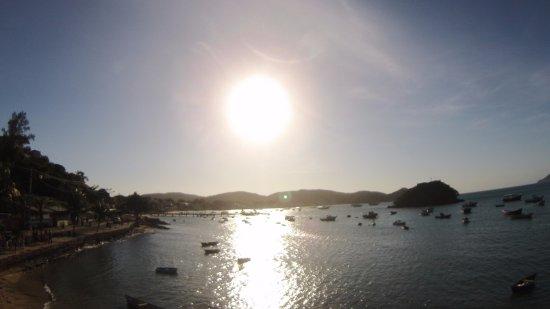 Buzios, RJ: Pôr do Sol, Orla Bardot ... Encantador