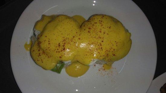 Ticuantepe, Nicaragua: Eggs Benedict Floritine