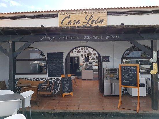 Chez Leon: Casa Leon