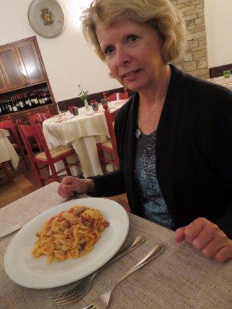 Ristorante La Fortezza: We have eaten here a few time in Sept. 2015, we had return 2016 Incredibly delicious Italian dis