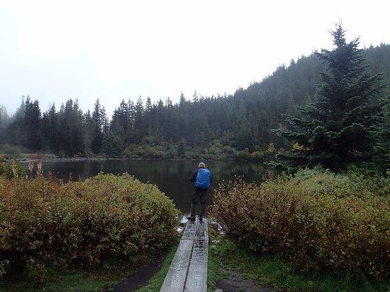 Mirror Lake Trail: mirror lake