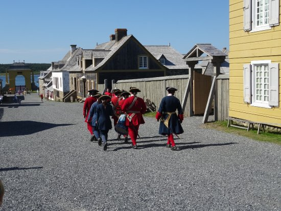 Louisbourg, NS