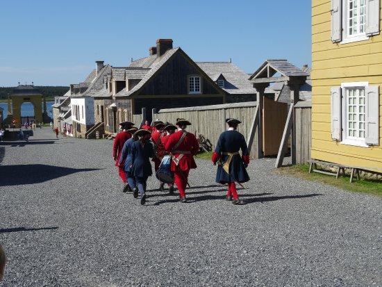 Louisbourg, NS