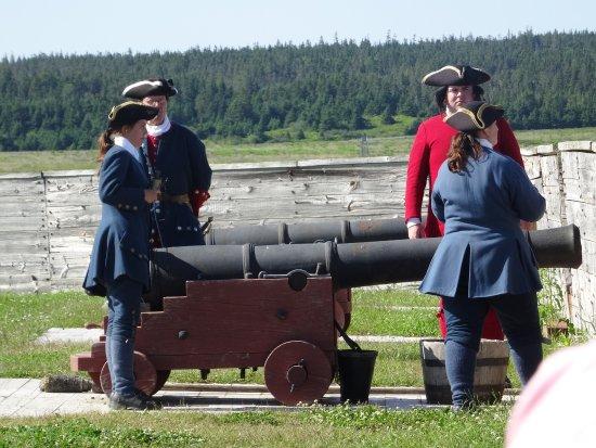 Louisbourg照片