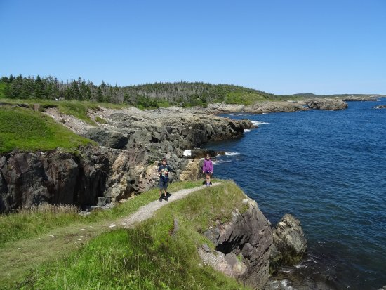 Louisbourg, Καναδάς: Lighthouse Coastal Trail