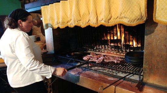 """Sarnano, Italien: Hotel Ristorante """"La Marchigiana"""""""