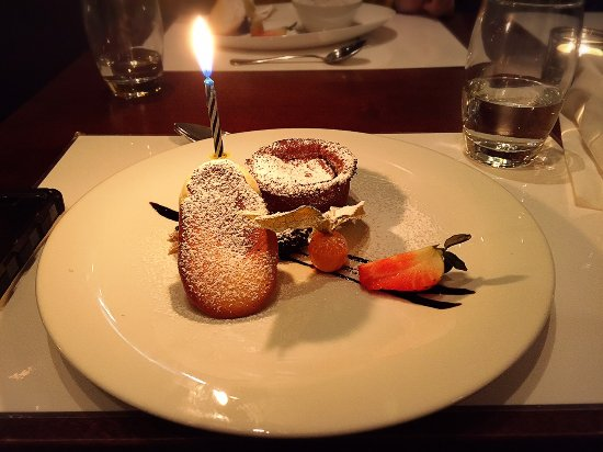 Arendal, Norway: dessert