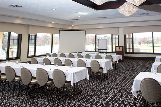 Plymouth, MI: Business Meeting and then a golf outing or clinic, we have it all at Fox Hills Golf & Banquet Ce
