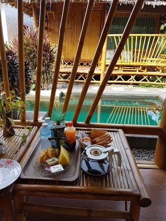 แบมบู เฮฟเว่นโฮม: Lovely fresh breakfast daily