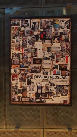 Zealand, Danimarca: Plakat til udstillingen