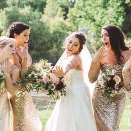 Colorado Destination Wedding Hair And Makeup Picture Of Full