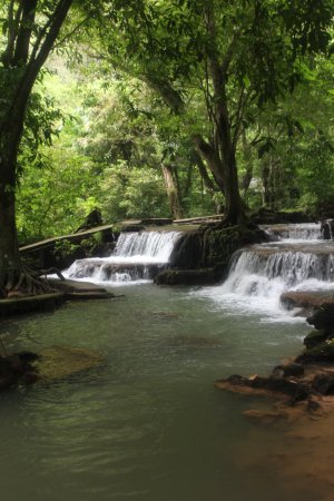 Ao Luek, Tailandia: Waterfalls