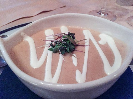 Montchanin, DE: Crab bisque