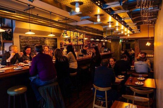 Photo of Asian Restaurant Bo Drake at 6 Greek Street, London W1D 4DE, United Kingdom