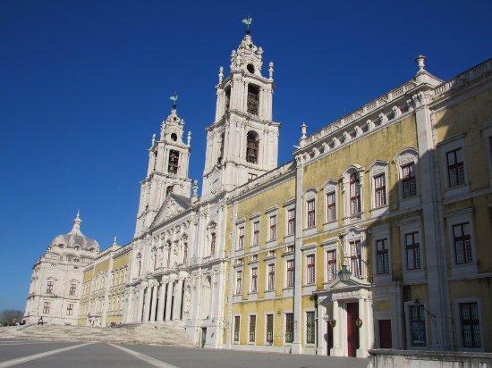 Palacio Nacional de Mafra: Palácio Nacional de Mafra!!