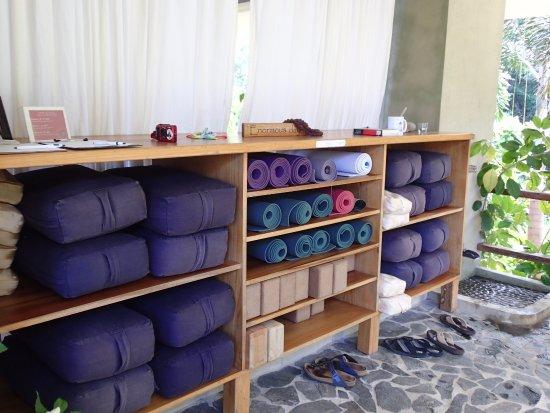 Pavones, كوستاريكا: Yoga Studio