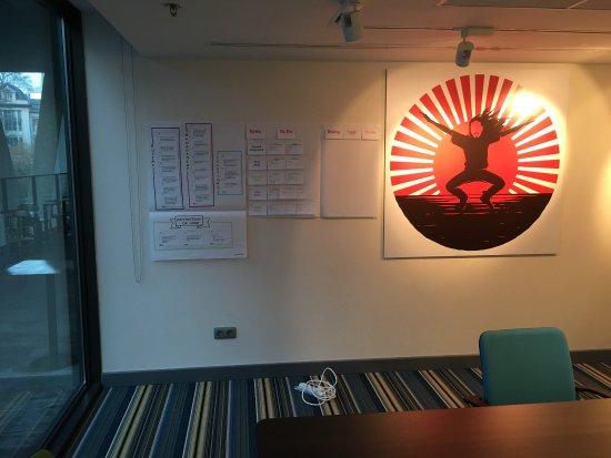 Etterbeek, Belgium: Tactic 2 function room