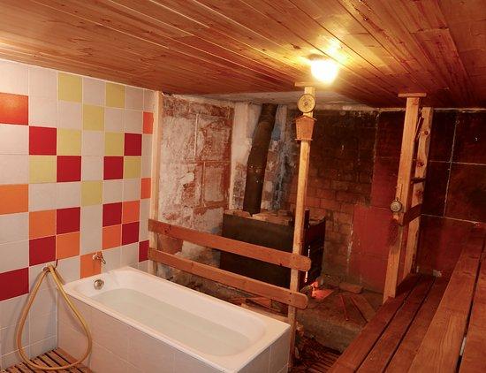 Maison Sauna sauna - picture of la maison de gaudissard, molines-en-queyras