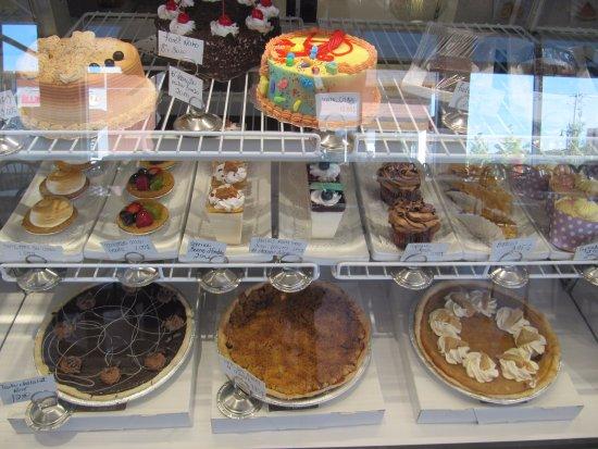 Lac-Megantic, Canada: desserts inoubliables