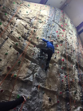 Ambleside Climbing Wall: photo0.jpg