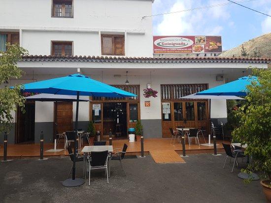 Vega de San Mateo, Spanien: Bar Restaurante Grill Guiniguada