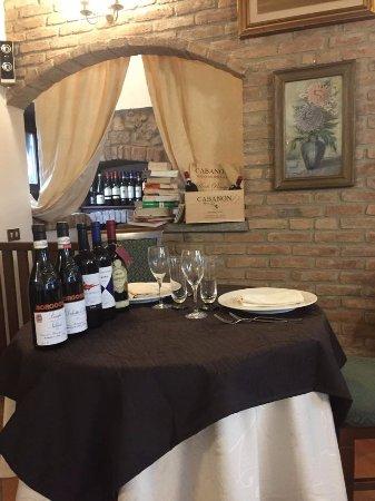 Годиаско, Италия: Antica Osteria San Desiderio